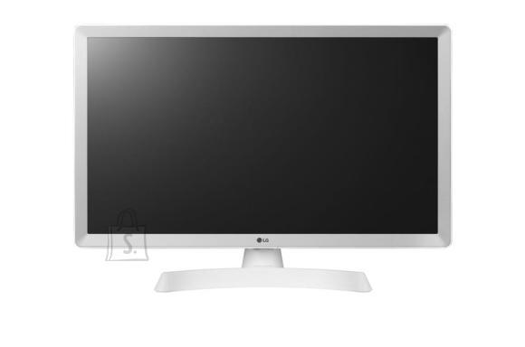 """LG LCD Monitor LG 24TN510S-WZ 23.6"""" TV Monitor/Smart 1366x768 16:9 14 ms Speakers 24TN510S-WZ"""