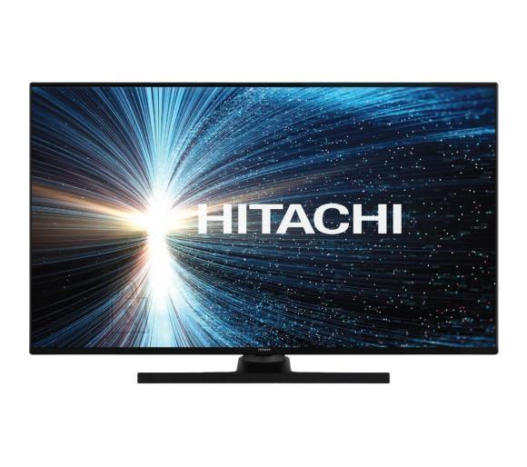 "Hitachi TV Set|HITACHI|55""|4K/Smart|3840x2160|Wireless LAN|Bluetooth|Android|Black|55HL7200"