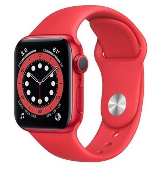 Apple SMARTWATCH SERIES6 40MM/RED M00A3 APPLE