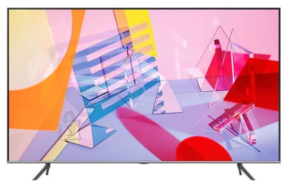 "Samsung TV Set|SAMSUNG|65""|4K/Smart|QLED|3840x2160|Wireless LAN|Bluetooth|Tizen|Grey|QE65Q65TAUXXH"