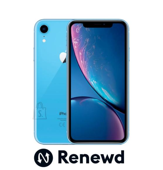 MOBILE PHONE IPHONE XR 64GB/BLUE RND-P11764 APPLE RENEWD