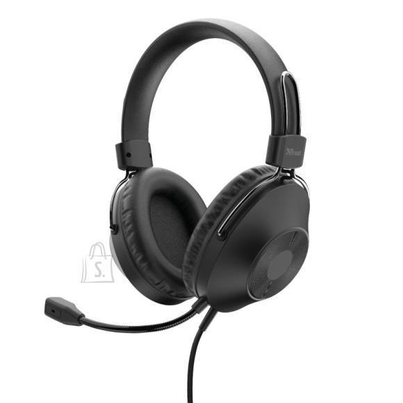 Trust HEADSET HS-250 USB/24185 TRUST