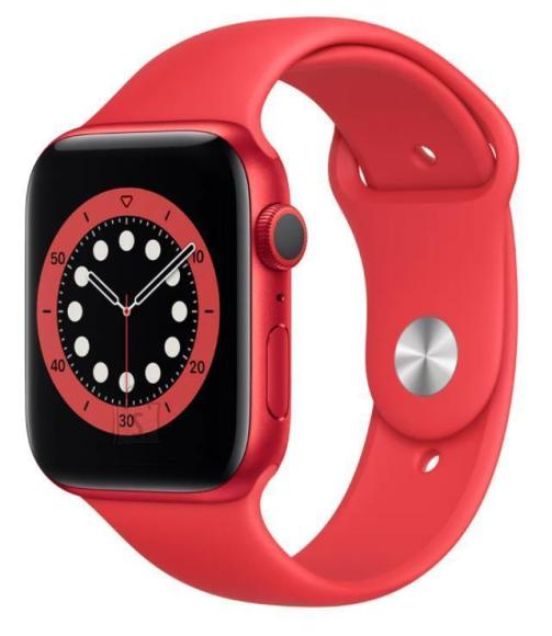Apple SMARTWATCH SERIES6 44MM/RED M00M3 APPLE