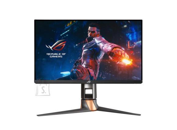 "Asus LCD Monitor ASUS PG259QN 24.5"" Gaming Panel IPS 1920x1080 16:9 360Hz Matte 1 ms Swivel Pivot Height adjustable Tilt 90LM05Q0-B01370"