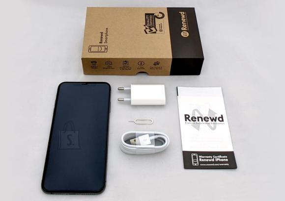 MOBILE PHONE IPHONE XS MAX/GRAY RND-P13164 APPLE RENEWD
