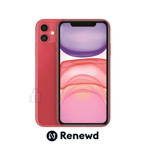 MOBILE PHONE IPHONE 11 64GB/RED RND-P14664 APPLE RENEWD