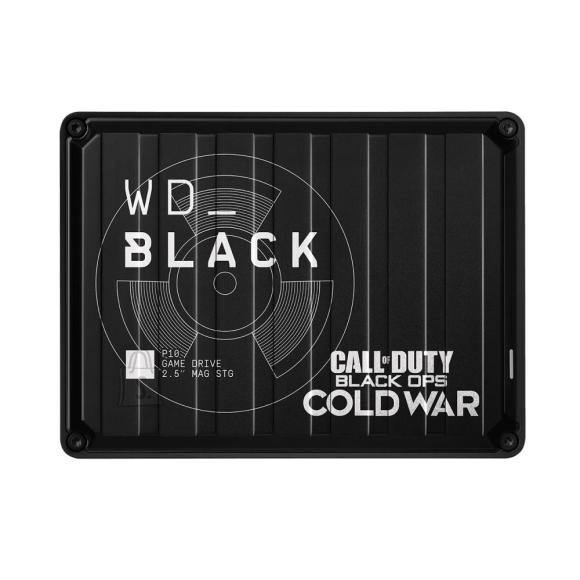 Western Digital External HDD|WESTERN DIGITAL|Black|2TB|USB 3.2|Colour Black|WDBAZC0020BBK-WESN