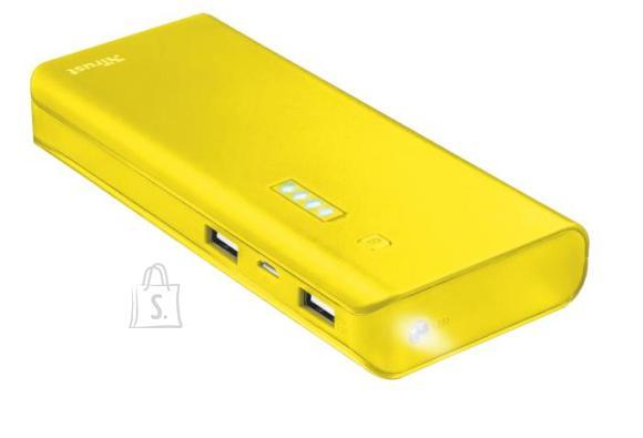 Trust POWER BANK USB 10000MAH/YELLOW PRIMO 22753 TRUST