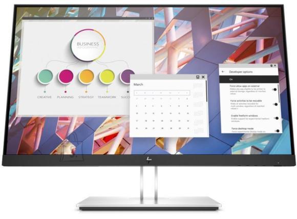 "HP LCD Monitor HP E24 G4 23.8"" Business Panel IPS 1920x1080 16:9 Matte 5 ms Swivel Pivot Height adjustable Tilt 9VF99AT#ABB"