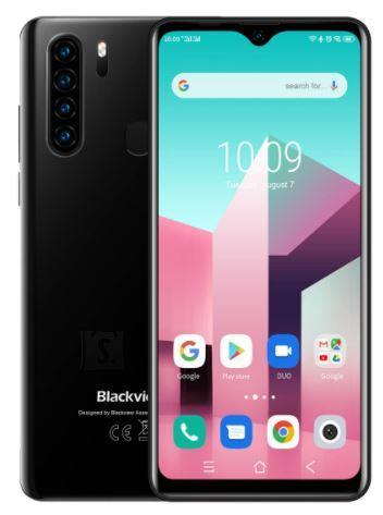 Blackview MOBILE PHONE A80 PLUS/BLACK BLACKVIEW