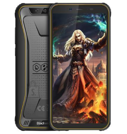 Blackview MOBILE PHONE BV5500 PRO/YELLOW BLACKVIEW
