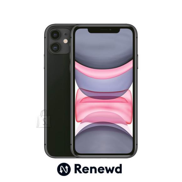 MOBILE PHONE IPHONE 11 64GB/BLACK RND-P14164 APPLE RENEWD