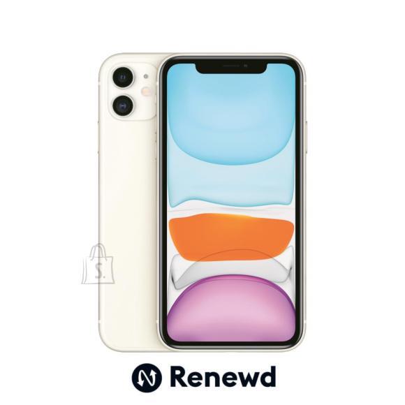 MOBILE PHONE IPHONE 11 64GB/WHITE RND-P14264 APPLE RENEWD