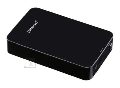 Intenso External HDD|INTENSO|6031514|6TB|USB 3.0|Rotation speed 5400 rpm|Black|6031514