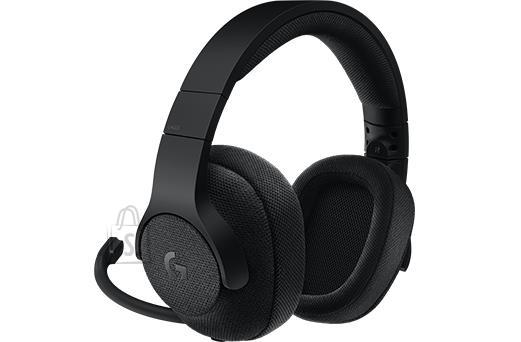 Logitech HEADSET GAMING G433/BLACK 981-000668 LOGITECH