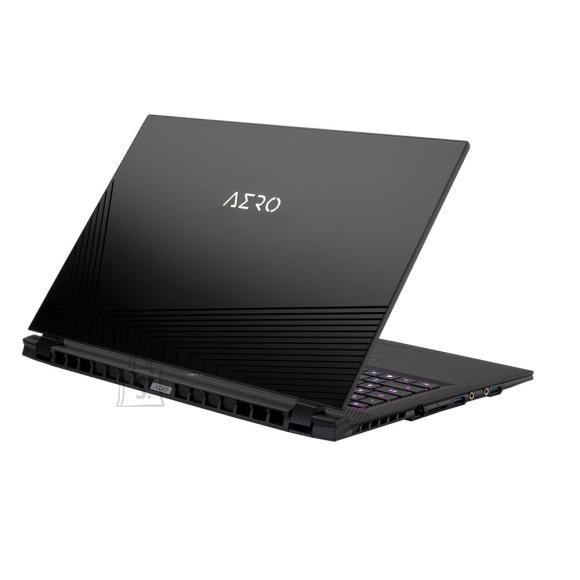 "Gigabyte Notebook|GIGABYTE|AERO|AERO 17 KC|CPU i7-10870H|2200 MHz|17.3""|1920x1080|RAM 16GB|DDR4|3200 MHz|SSD 1TB|NVIDIA GeForce RTX 3060|6GB|ENG|Windows 10 Home|Black|2.5 kg|AERO17KC"