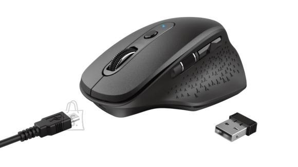 Trust MOUSE USB OPTICAL WRL/OZAA BLACK 23812 TRUST