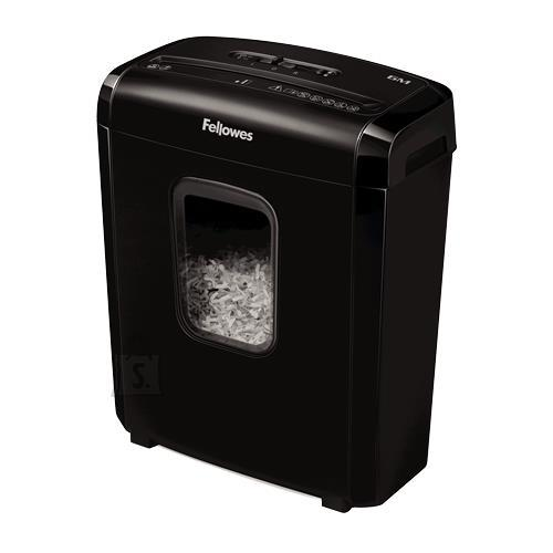 Fellowes SHREDDER POWERSHRED 6M/MINI CUT 4631101 FELLOWES