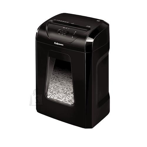 Fellowes SHREDDER POWERSHRED 12C/CROSS CUT 7120101 FELLOWES