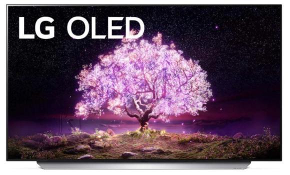 "LG TV SET OLED 55"" 4K/OLED55C12LA LG"