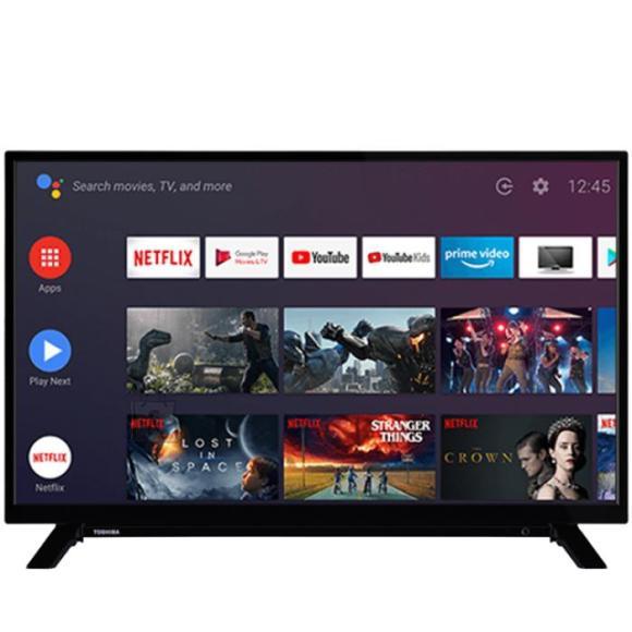 "Toshiba TV SET LCD 43""/43LA2063DG TOSHIBA"