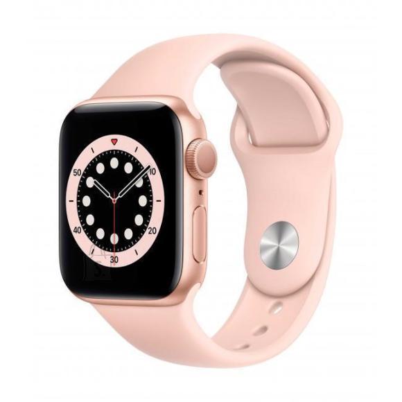 Apple SMARTWATCH SERIES6 40MM/GOLD/PINK MG123 APPLE