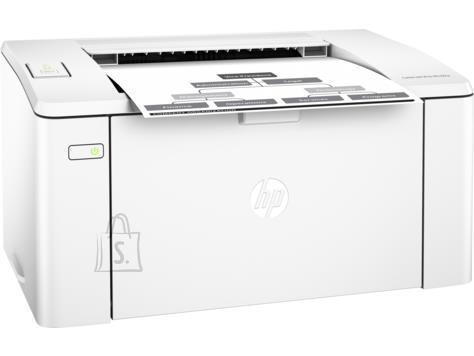 HP Laser Printer|HP|LaserJet Pro M102a|USB 2.0|G3Q34A