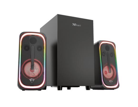 Trust GXT 635 Rumax | Speaker features Wireless | System profile 2.1 | Speaker Output Power 80 Watts | Bluetooth