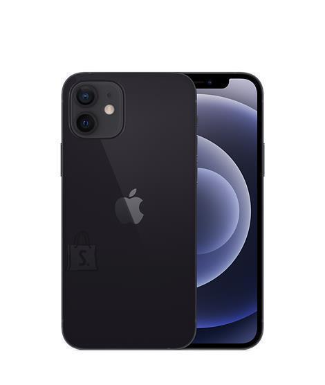 Apple MOBILE PHONE IPHONE 12/256GB BLACK MGJG3 APPLE