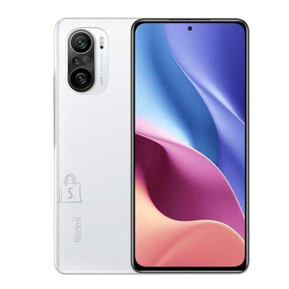 Xiaomi MOBILE PHONE POCO F3/128GB WHITE MZB08RGEU XIAOMI