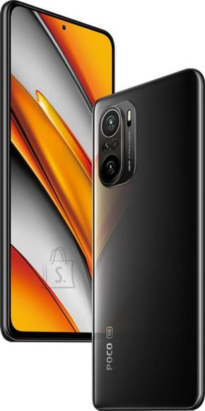 Xiaomi MOBILE PHONE POCO F3/256GB BLACK MZB08RFEU XIAOMI