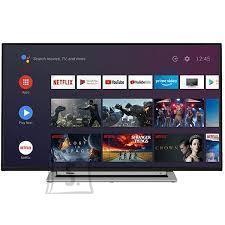 "Toshiba TV Set TOSHIBA 50"" 4K/Smart 3840x2160 Wireless LAN Bluetooth Android 50UA3A63DG"