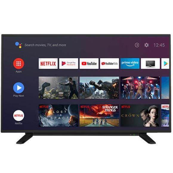 "Toshiba TV Set|TOSHIBA|50""|4K/Smart|3840x2160|Wireless LAN|Bluetooth|50UA2063DG"