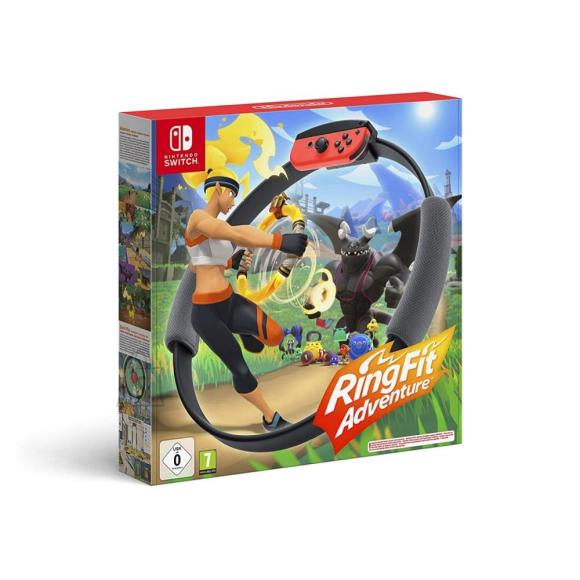 Nintendo CONSOLE ACC RING FIT/ADVENTURE 10003225 NINTENDO
