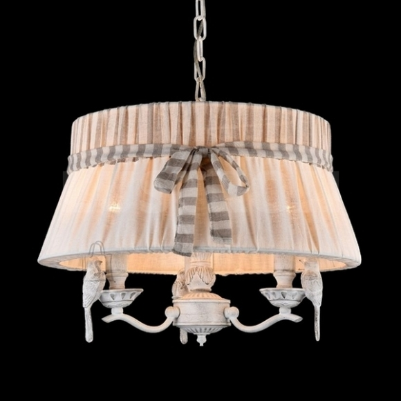 Maytoni Chandeliers Laevalgusti Elegant Bird ARM013-33-W