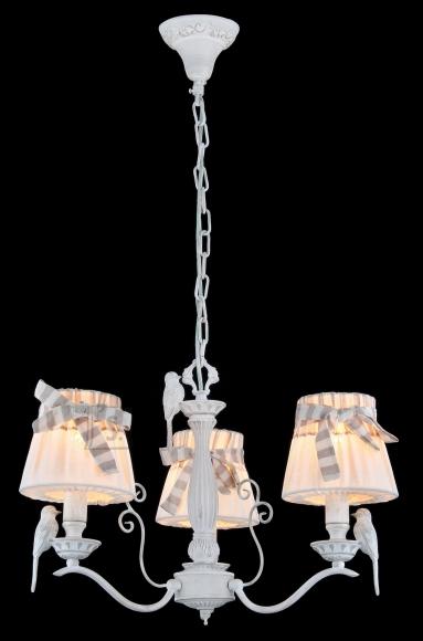 Maytoni Chandeliers Laevalgusti Elegant Bird ARM013-03-W