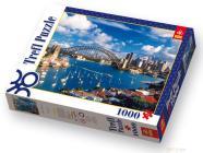 Trefl pusle Sydney Sild 1000 tk