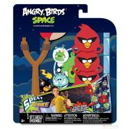 Angry Birds suur mängukomplekt Angry Birds (Space)