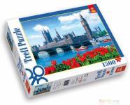 Trefl pusle Londoni Parlament 1500 tk