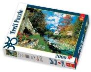 Trefl pusle Bavaria Alpid 2000 tk