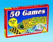 Piatnik lauamäng 50 Mängu