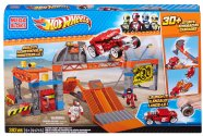 Mega Bloks töökoda Hot Wheels