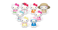 Mega Bloks mängukujukused pimepakis Hello Kitty