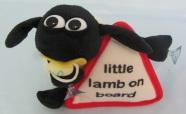 Shaun The Sheep mänguloom lammas Timmy 18 cm - iminapaga