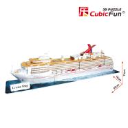 CubicFun 3D pusle Kruiisilaev 86 tk