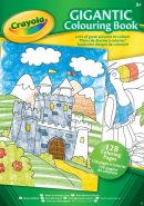 Crayola suur värvimisraamat 128 lk