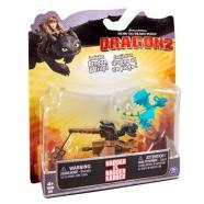 Dragons mängukomplekt Draakoni lahing