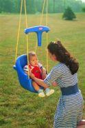 Little Tikes seljatoega lastekiik