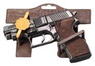 Schrodel mängupüstol Officer 8 laengut