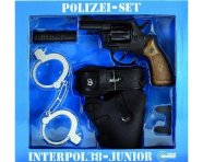 Schrodel mängurevolveri komplekt Interpol38 12 laengut